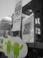 Google Is Gay! - TLV Pride 2011 by GlobusG
