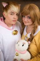 Bee and Puppycat by SachikoPudding