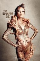 """The Equator"" - 4 by erwintirta"