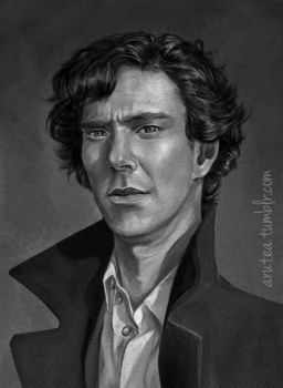 Consulting Detective by arutea