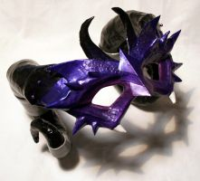 Capricorn Mask by CraftyWingy