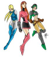 Power Puff Girls by thisisevermore