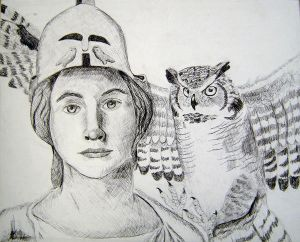 Minerva and the Owl