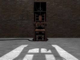 Electric Chair by batman288