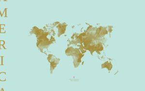 Let's travel the world / America by cocorie