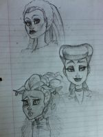 Check Out These Ghouls by thelivingmachine02