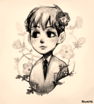 SJA: Little Quentin by student-yuuto