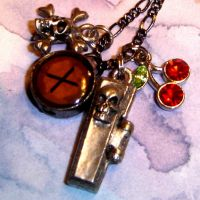 Charm Gothic Beauty by PrettyShinyThings