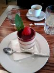 Strawberry Tiramisu by Vanouille-p