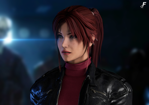 Claire Redfield by FranAlcantara