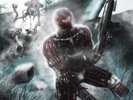 --CRYSIS-- by woxy