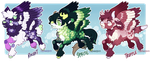 Pouflon Auction!! (closed) by tyronniesaur