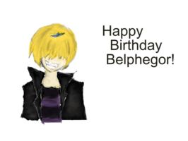 Happy Birthday to Belphegor 09 by Nizuni