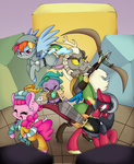 Dungeons and Discords by CutePencilCase