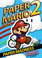 Paper Mario Bros 2 - USA by ShadowLifeman
