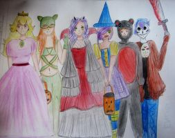 Halloween by kioler