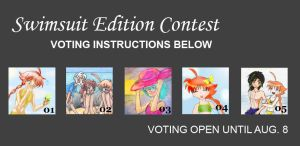 July Contest Voting by Club-Tutu