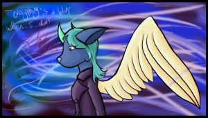 I Am A Dreamer by Floofeh-Kitteh