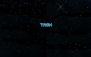 Tron Legacy Wallpaper by thegamerpr0