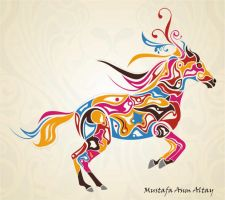 Altay Turk Ati / Altay Turkish Horse by maaltay