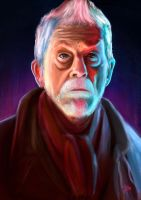 Doctor Who - The War Doctor by 13nin