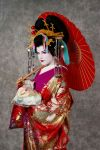 Oiran 1 by Glasmond