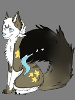 Tailmouth adopt open by madadoptsagain