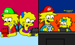Future Gaming Time by MarioSimpson1