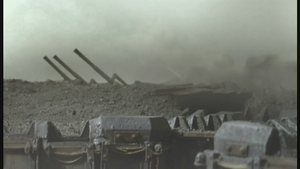 video: Death Korps artilleryfire test by ARKURION
