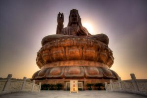 Giant Buddha China by Kaboose-18