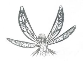 Butterfly by JalluHellios