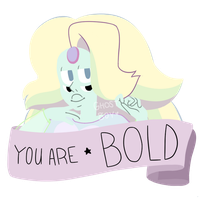 you are bold * su by ghost8oy