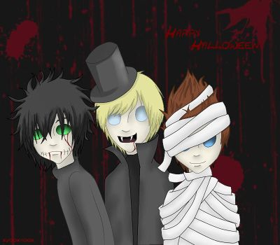 Happy Halloween-Green Day...? by xvooxdoox