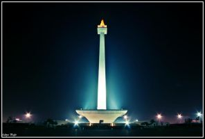 National Monument by adityapudjo