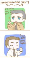 When Dean Say NO by MugenMusouka