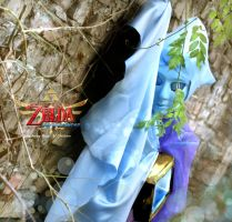 Zelda Skyward Sword Fi Phai Cosplay 4 by JennyJinya