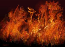 Inferno by Hagge