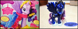Princess Luna Custom by Cryssy-miu