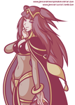 That one Lady from Fire Emblem by JamesmanTheRegenold