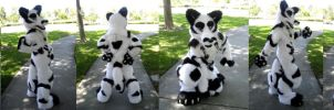 Diederot Fursuit by ludicrousy