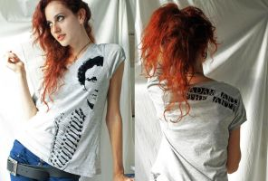 Adam and the Ants Tshirt by Vive-Le-Rock