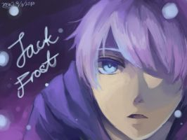 Jack Frost III by christon-clivef