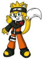 Naruto the Fox by LillithMalice