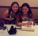 Diana Gabaldon, #PocketJaime and Myself by IreneAdler76