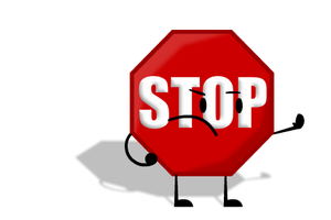 Stop Sign by ctnumber