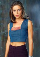 Phoebe Halliwell and Her Daemon by LJ-Todd
