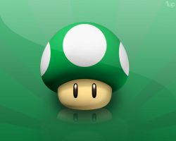 1up wallpaper by Arcwing