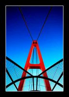 """A"" Bridge by Treamus"
