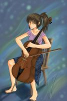 Cello by tae-