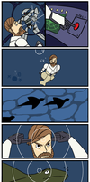 Obi-Wan is Aquaman by Ragwitch